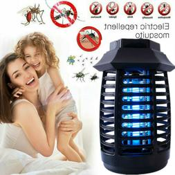 LED Electric UV Mosquito Killer Lamp Fly Bug Insect Repellen