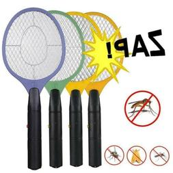 Electric Fly Insect Killer Racket Bug Zapper Mosquito Wasp S
