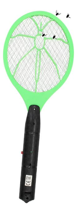 Electric Fly Zapper Bat Battery Operated Mosquito Killer Fly