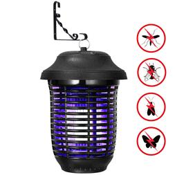 YUNLIGHTS Electric Indoor Bug Zapper Fly Insect Killer Catch