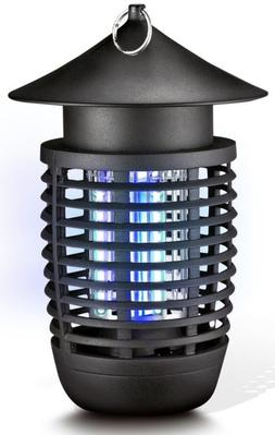Electric Insect Bug Killer Mosquito Zapper Light Indoor Outd