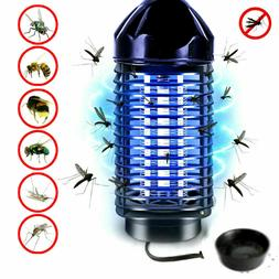 Electric Insect Flying Pest Mosquito Bug Killer Zapper Indoo