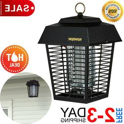 Electric Insect Killer Bug Zapper 1/2 Acre Mosquito Fly Bugs