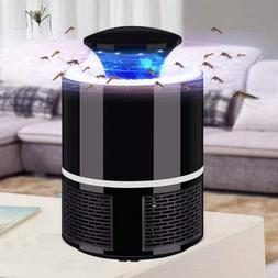 Electric Insect Mosquito Fly Killer Pest Bug Zapper LED Trap