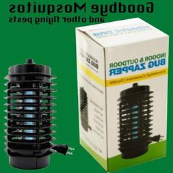 Outdoor Bug Zapper Electric Mosquito Fly Insect Stinger Gard