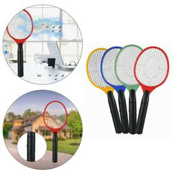 Electric Mosquito Fly Swatter Zapper Killer Handheld Bug Pes