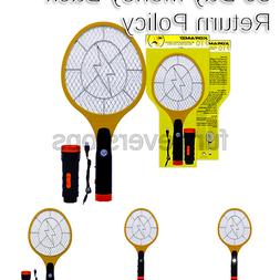 Koramzi Electric Mosquito Swatter/Bug Zapper With Rechargabl