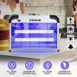 Electric Mosquito UV Insect Killer Bug Zapper Fly Pest Catch