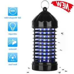 Electric USB Fly Zapper Mosquito Killer Bug Insect Pest LED