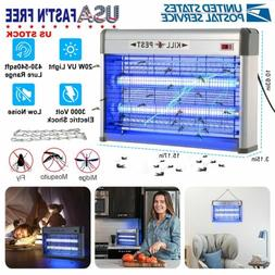 Electric UV Insect Killer Mosquito Fly Pest Bug Zapper Catch
