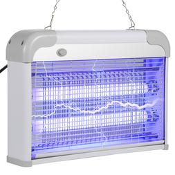 Electronic Bug Zapper Insect Killer Mosquito Fly Moth Wasp B