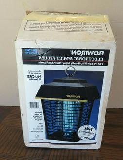 Electronic Bug Zapper Killer Insect Fly Mosquito Electric Ou