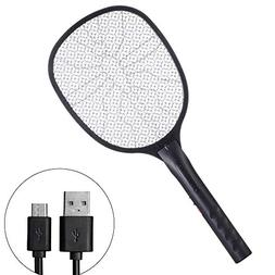 DAEN Electronic Bug Zapper - Mosquito Racket, Fly Swatter, H