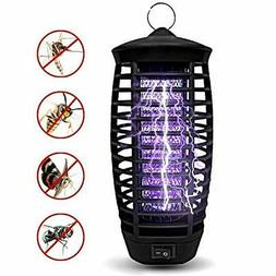 Electronic Bug Zapper Mosquito Killer Lamp Zap Fly & Insects