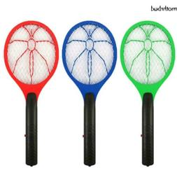 Electronic Bug Zapper Racket - Mosquito Fly Swatter Pest Ins