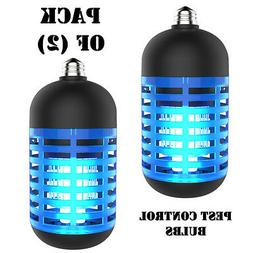 Electronic Categories Insect Killer, Bug Zapper Light Bulb,
