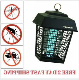 Flowtron Electronic Flying 1/2 Acre Insect Controller Mosqui