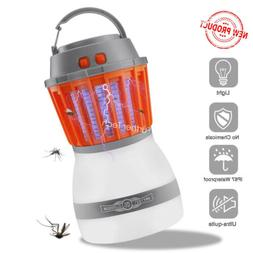 Electronic Insect Killer LED Light Outdoor Waterproof Bug Za