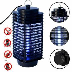 ELECTRONIC UV LIGHT MOSQUITO INSECT KILLER TRAP LAMP PEST FL