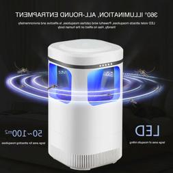 Fast Charging Wireless Mosquito Killer Insect Bug Zapper Tra