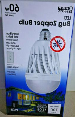 feit a19 bug insect zapper led blue