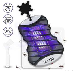 GLOUE Bug Zapper Electronic Mosquito Zapper with UV Light El