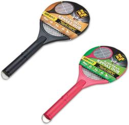 Black Flag Handheld Bug Zapper - 2-Pack, 1 Black and 1 Pink