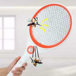 Handheld Rechargeable Household Electronic Mosquito Swatter