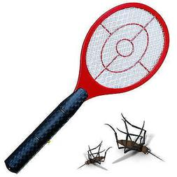 Handheld Bug Zapper Tennis Racket Electronic Fly swatter 150