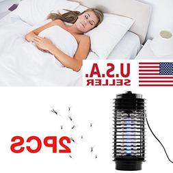 Indoor Fly Killer Mosquito Bug Zapper Electronic Insect Kill