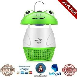 Inhaler Electronic Mosquito Killer Lamp Bug Zapper for Home