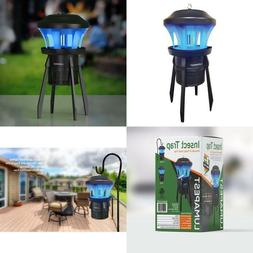insect trap and bug zapper by uv