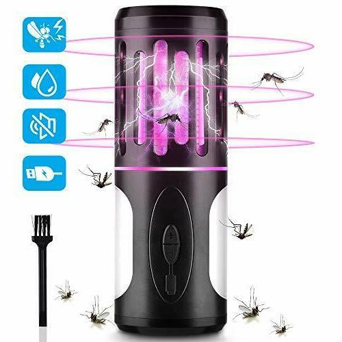 EHM Bug Zapper Electric Mosquito Killer Lamp 2-in-1 LED Camp