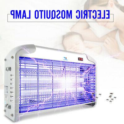 20w home weed pest control insect zapper