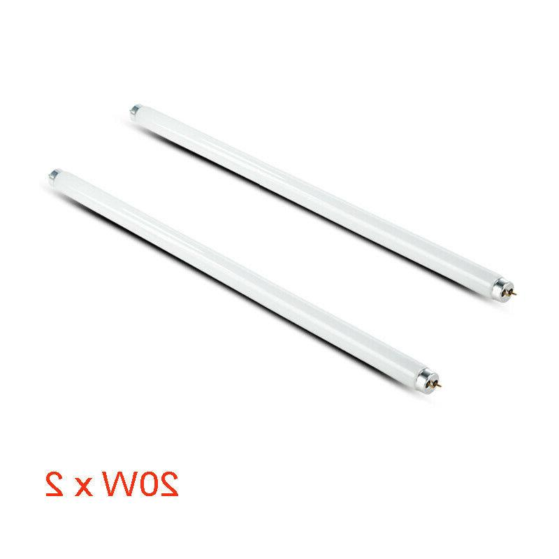 9W UV Tubes Lure Lamp Replacement For Bug Zapper