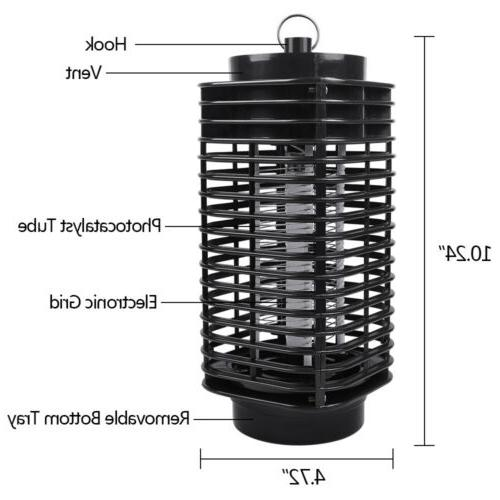 2PACK Killer Lamp Outdoor Fly Insect Trap