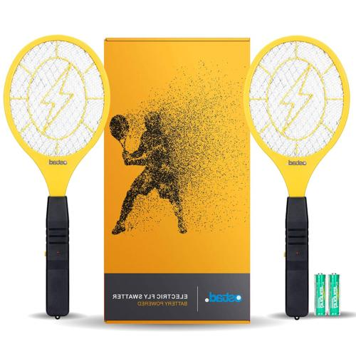 3000 volt electric fly swatter mini bug