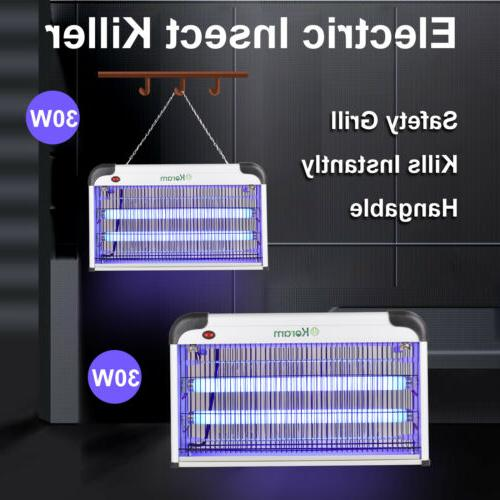 30W Insect Fly Killer UV LED Lamp 2