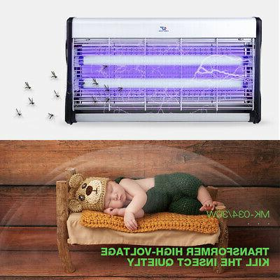 40w electronic mosquito bug fly pest killer