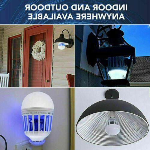 4pcs Light Light Bulb Mosquito Fly Insect Lamp