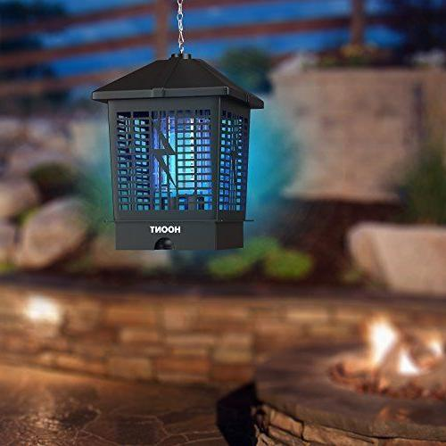 Hoont Electric Outdoor UV Light Trap 1/2