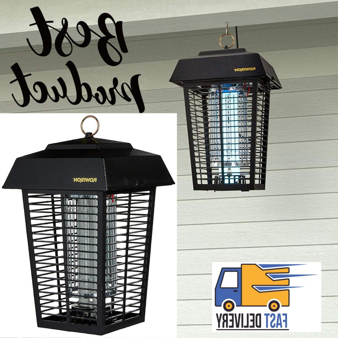 bk 40d electronic insect killer