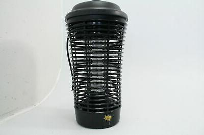 Black Outdoor 1 Acre Coverage 5500 Large Bug Zapper