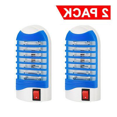 Bug Zapper Electronic Insect Mosquito Killer And Night Lamp