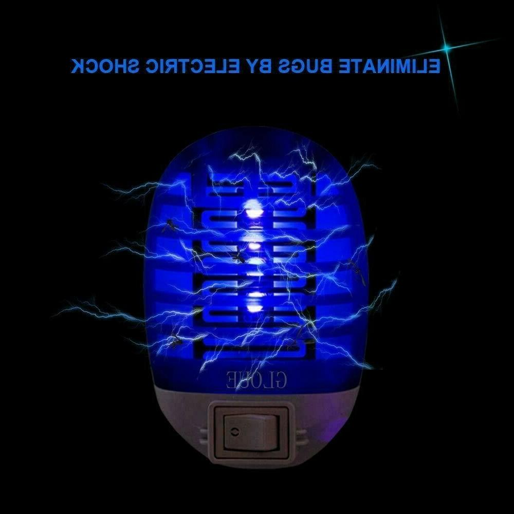 bug zapper electronic mosquito insect killer small