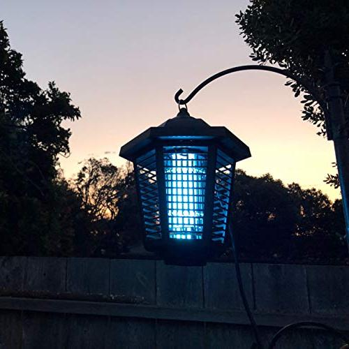Nozkito Lantern for Use. Mosquito Killer UV and Powerful Volt Grid. and Easy to