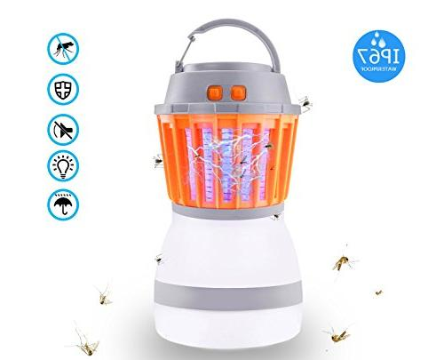 bug zapper mosquito killer camping