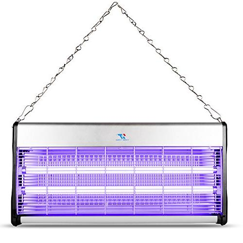 Bug Killer, Control UV Light Electronic Lamp – sq.ft Area for Resdential & Commercial