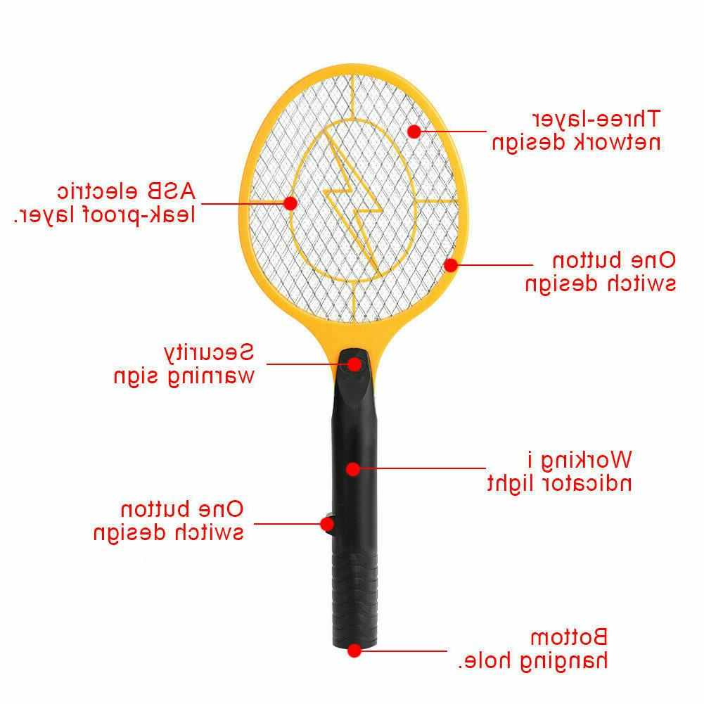 Cordless Electric Fly Bug Zapper