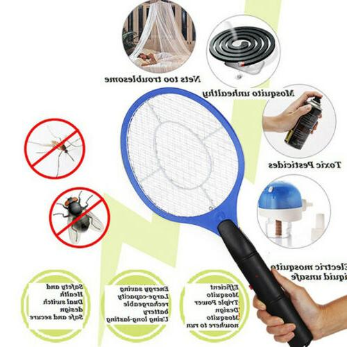cordless bug zapper mosquito insect electric fly